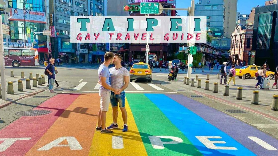 Gay Taipei guide 2021: gay bars, clubs, saunas, events and more