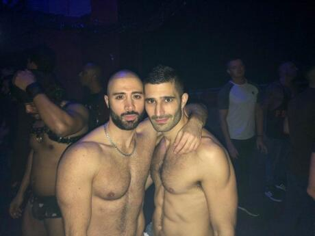Mykonos is home to lots of gay parties throughout the year, like the XLSIOR festival in August