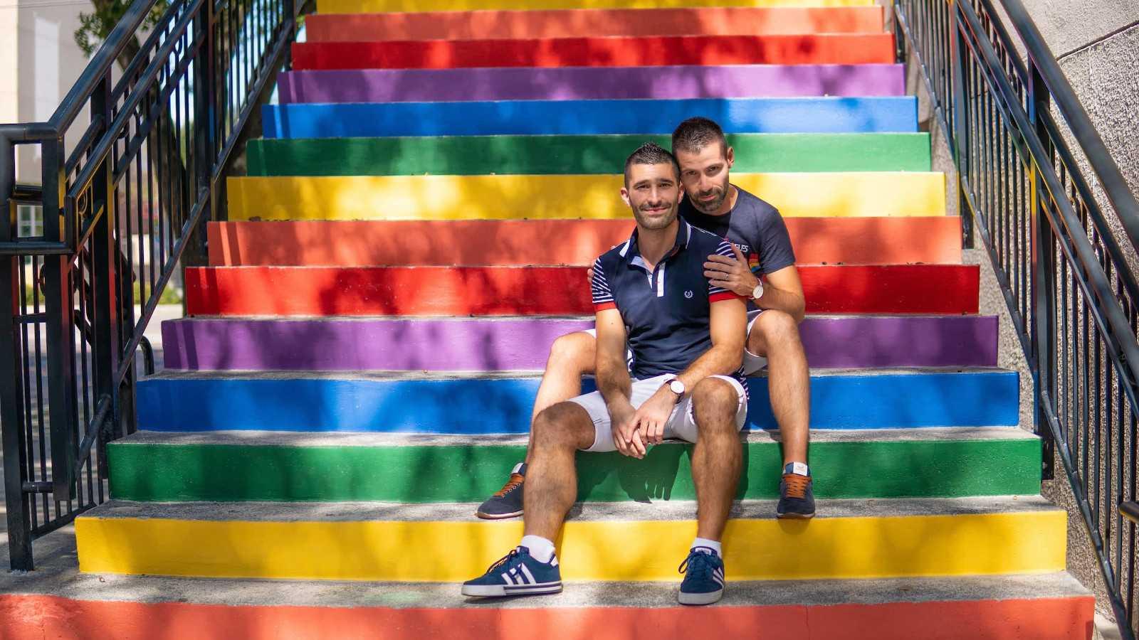 Ybor the gay neighborhood of Tampa