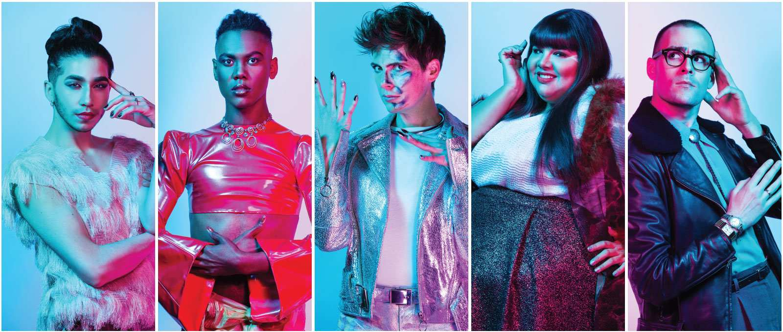 Buddies in bad times is a theater which becomes a gay club at night