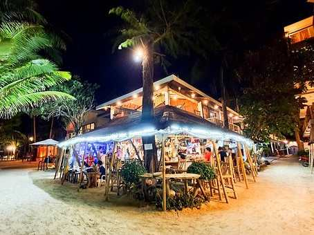 Coco Loco is a gay friendly beach bar restaurant laid back and chill