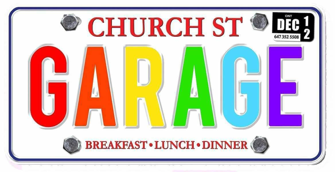 Garage bar is one of the best gay bars in Toronto for drag and karaoke