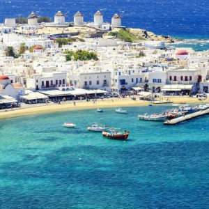 Explore the Chora of Mykonos or get an introduction to the nightlife on one of these gay tours