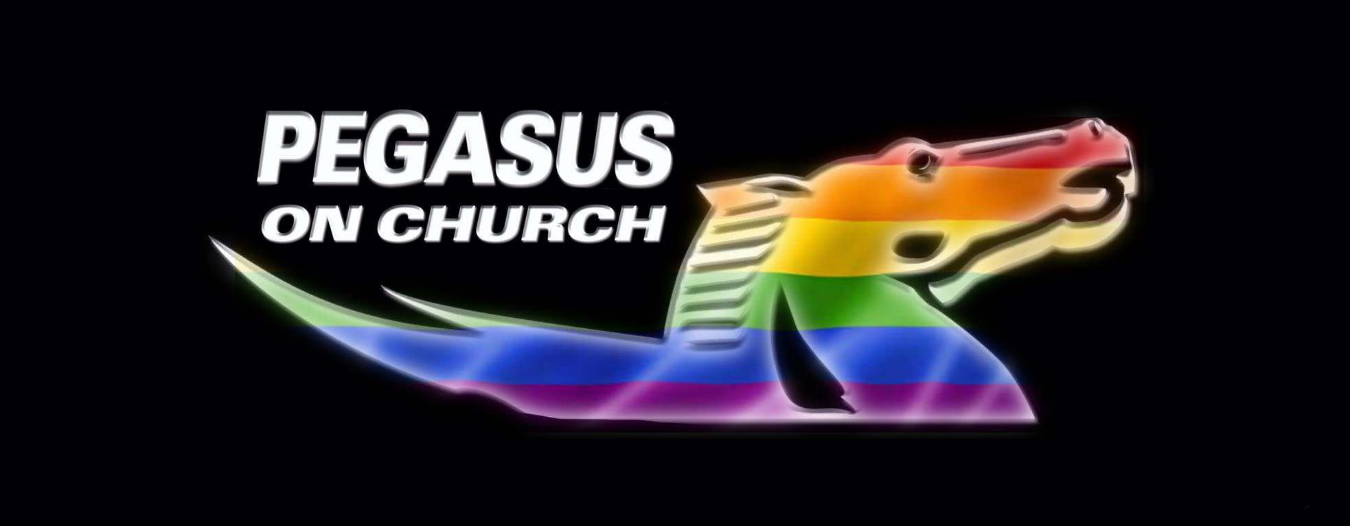 Pegasus is a gay bar on Church Street, where you can play darts, and other games