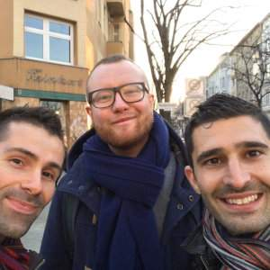 The best way to get to know Berlin's gay neighbourhoods is on a queer walking tour with our buddy Finn!