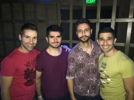 Barcelona is one of the best gay parties in Santiago
