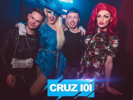 Cruz é o clube gay mais popular de Manchester e famoso por ter cenas de