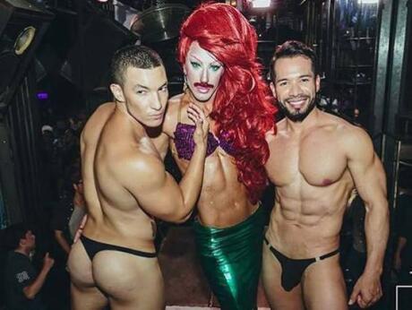 Fausto é um dos clubes gays mais antigos de Santiago, forte desde 1979