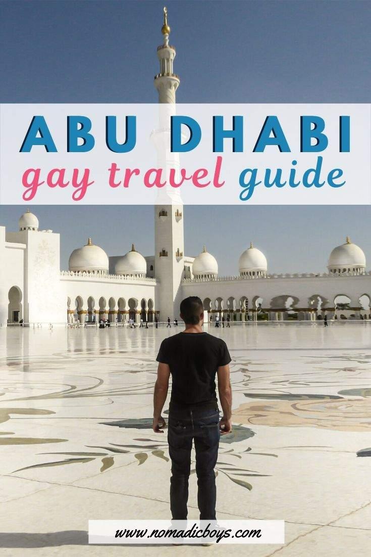 Os viajantes gays de Abu Dhabi encontrarão tudo o que precisam saber sobre como se manter seguro e se divertir em nosso guia para viagens gays a Abu Dhabi