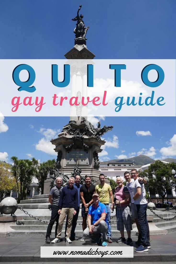 This is our comprehensive gay guide to Quito, covering the best gay bars, clubs, hotels to stay, things to do and more