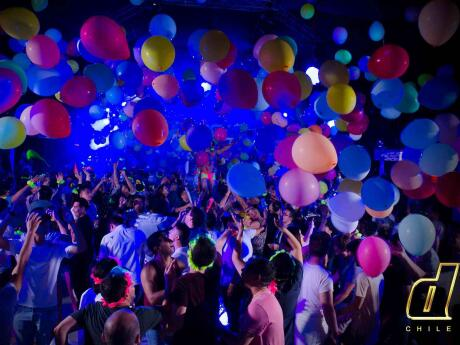 il Divino is One the biggest gay clubs in Latin America