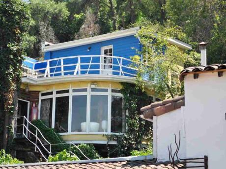 La Chascona is an attraction to miss in Santiago chile, pablo neruda house
