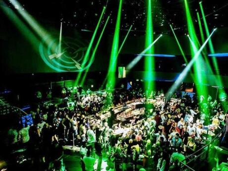 MAD is the biggest club in Abu Dhabi, which does attract some gay patrons