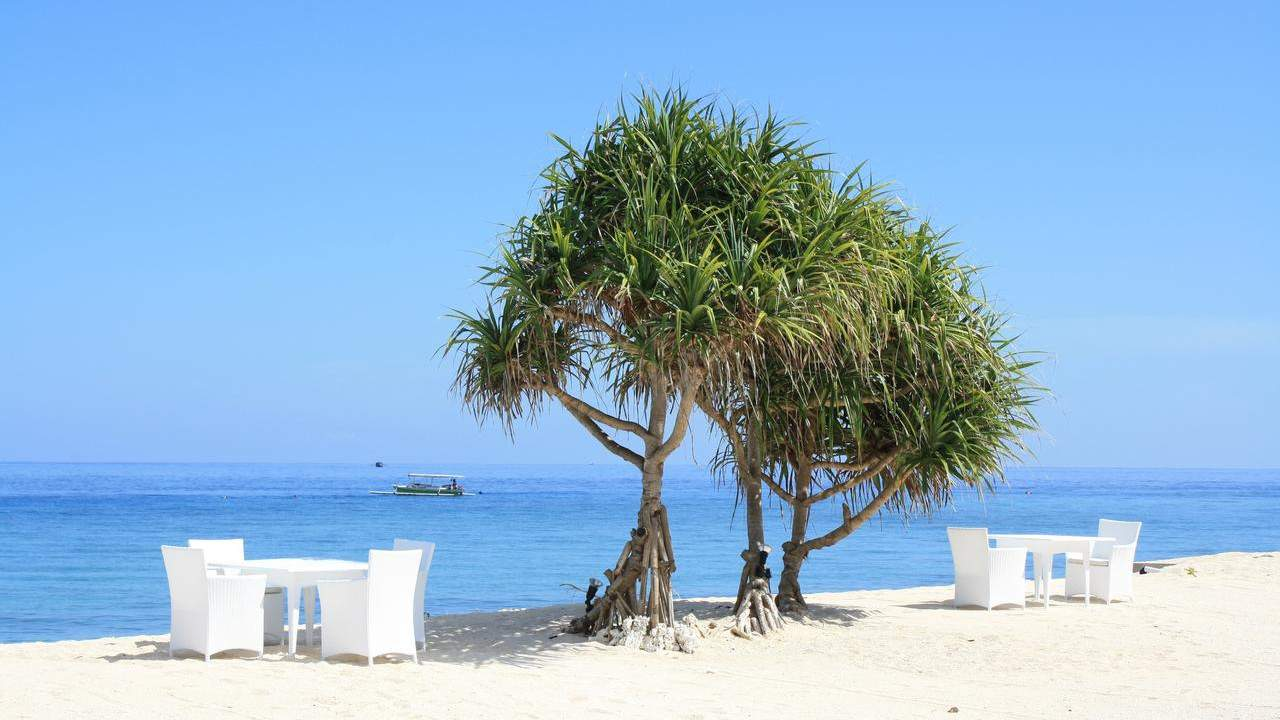 Mahamaya resort is an eco boutique resort on Gili Meno welcoming to gay travellers