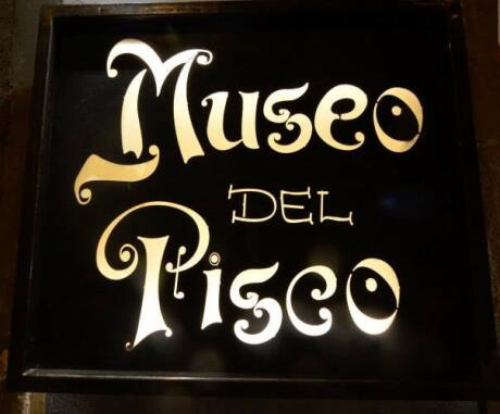 Museo del Pisco gay friendly bar in Cusco