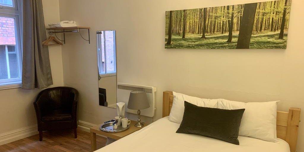New Union é um hotel gay acessível, localizado no meio da vila gay de Manchester