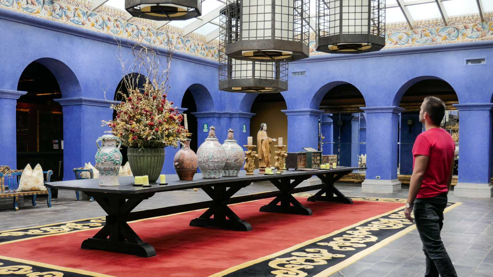 Palacio Del Inka is  a stunning luxury hotel in the heart of Cusco