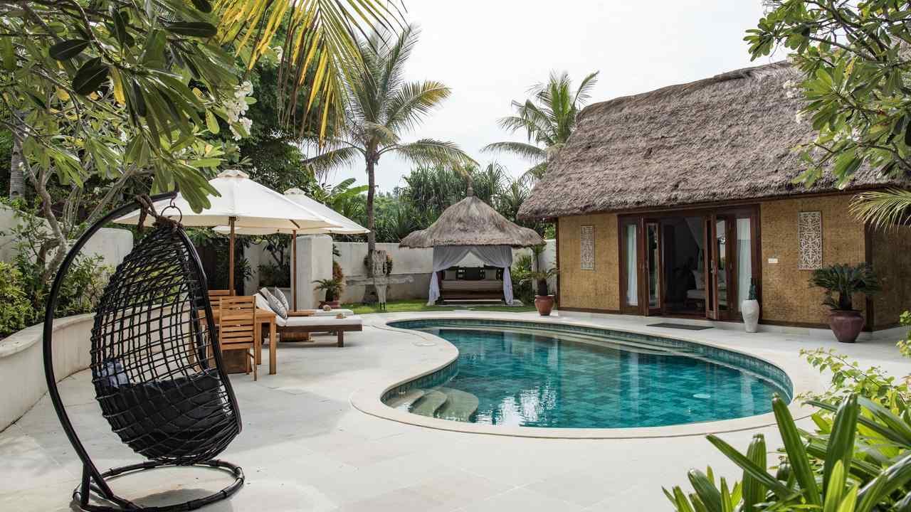 Santi Estate is the ultimate gay friendly luxury hotel on Gili Trawangan