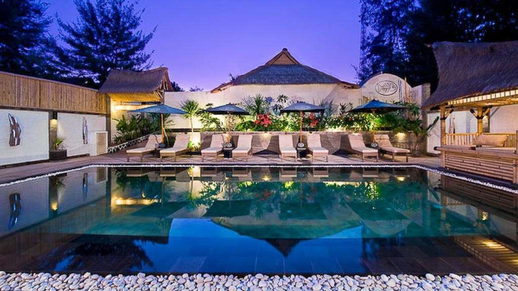 ScallyWags Smugglers Hideaway is a great budget option on Gili Air with very friendly staff