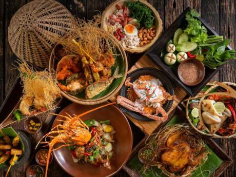 Takieng is a very romantic restaurant in Phuket with incredible Thai food