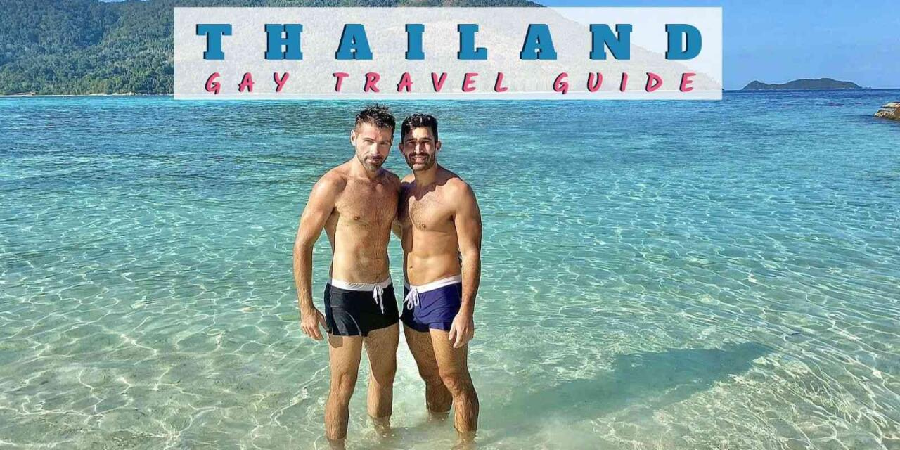 Check out our full gay country guide to Thailand, with everything we think the gay traveller should not miss!