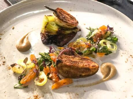 WOOD is a fabulous gay friendly restaurant in Manchester that serves delicious meals and very special tasting menus
