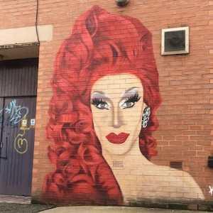 Participe de um passeio alegre por Manchester para descobrir a vila gay e a história da cidade