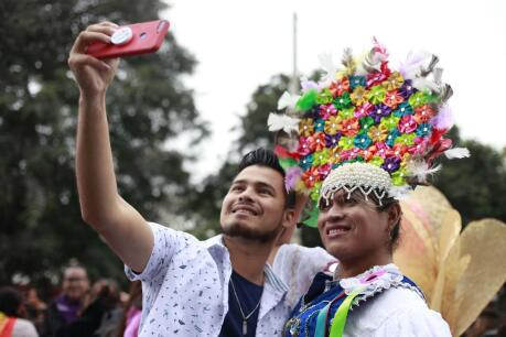 The Marcha del Orgullo is Peru's gay pride, which takes place in Lima at the end of June/beginning of July each year