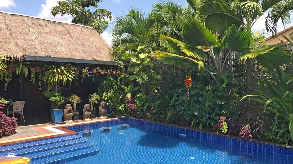 3 Monkeys Villa is a fabulous male-owned gay only guesthouse where you will instantly feel at home in Siem Reap
