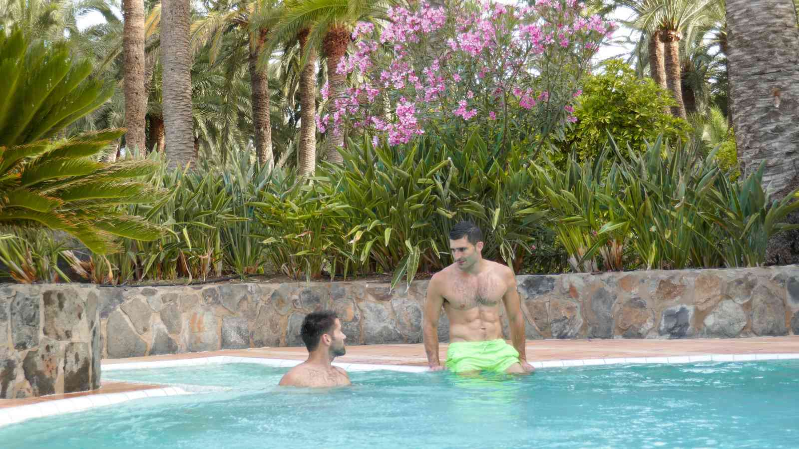 "AxelBeach Maspalomas is a ""hetero-friendly"" adult-only hotel in Gran Canaria"