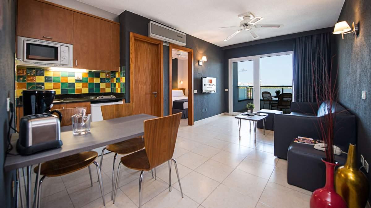 "AxelBeach Maspalomas is a ""hetero-friendly"" adult-only hotel in Gran Canaria"