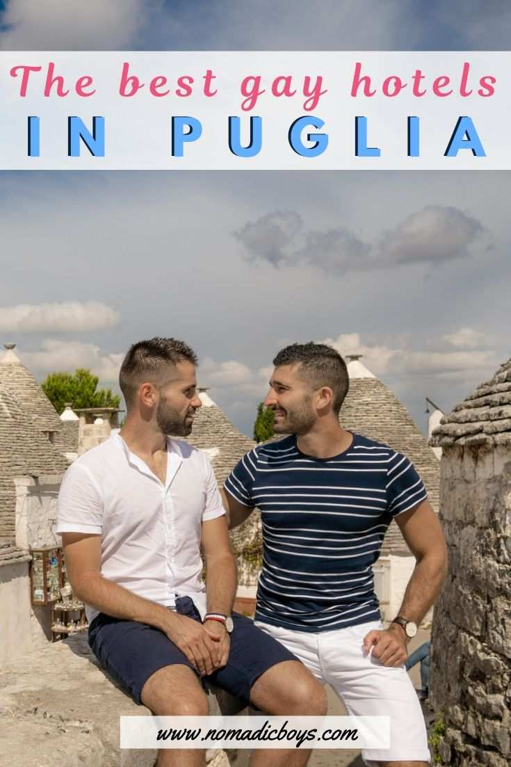 Find out our favourite gay hotels for a fabulous holiday in Italy's Puglia region