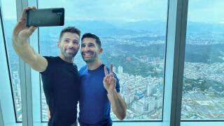 Check out our favourite gay instagrammers for travel, family and home decor inspiration!