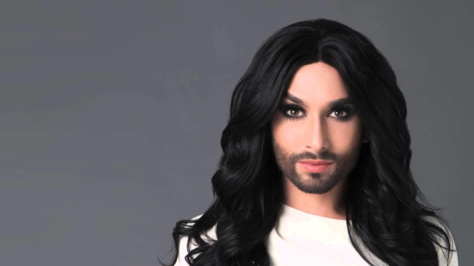 Conchita Wurst a gay icon fighting for LGBT rights