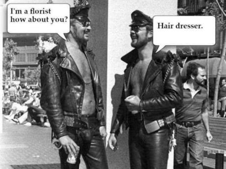 Cristoph's is Tampa's main leather club, popular with bears and older queer men