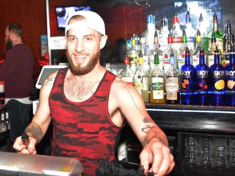Bradley's is a fun gay bar in Tampa that's busy every night of the week with something!