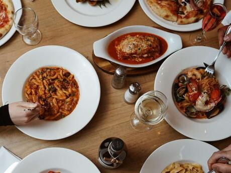 Frankie's is the go-to restaurant in Vancouver for incredible Italian cuisine
