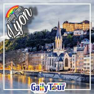 Participe de um passeio alegre por Lyon para explorar a cidade com um guia gay local