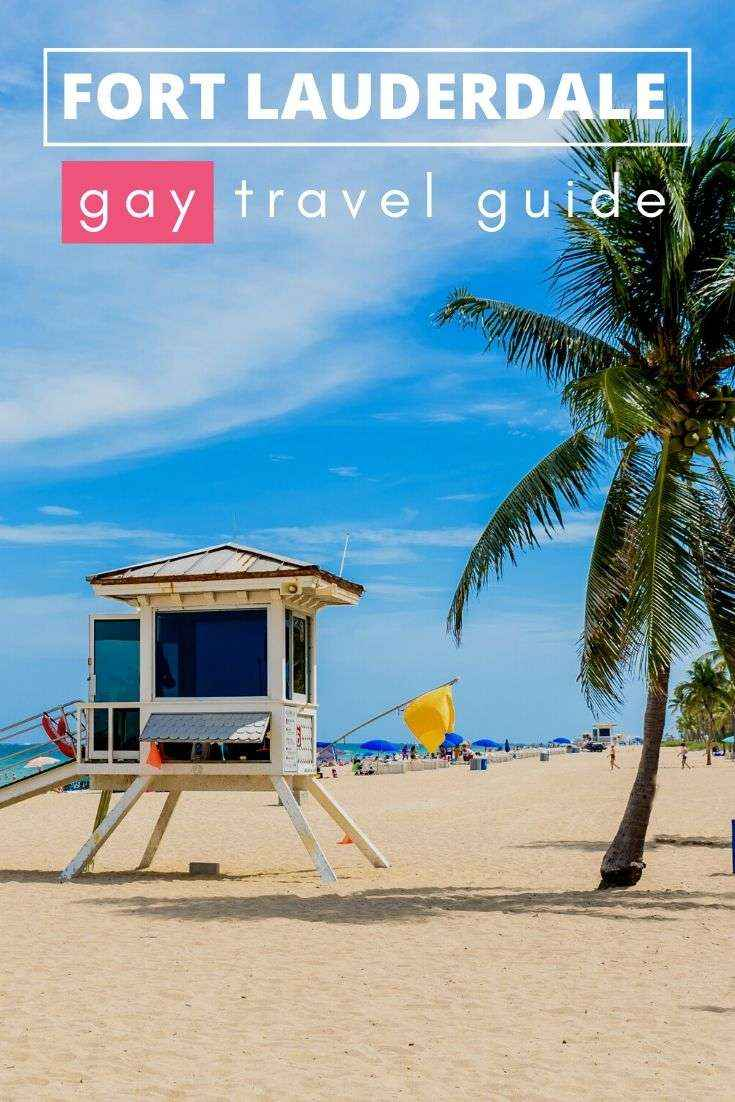 This is our gay travel guide to Fort Lauderdale, with the best gay resorts, bars and clubs as well as where to eat and more!