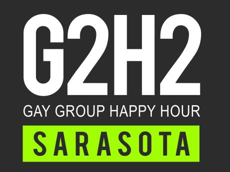"The G2H2 Gay Guy Happy Hour"" event for gay professionals takes place across Sarasota at swanky lounges and eclectic restaurants once a month"