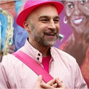 Learn about Vancouver's gay history on an interesting and funny tour with pink tour guide Glenn!