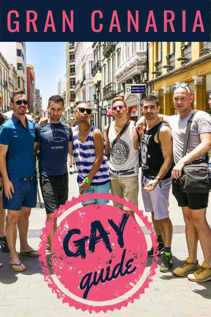 Gay travel guide to Gran Canaria by Nomadic Boys