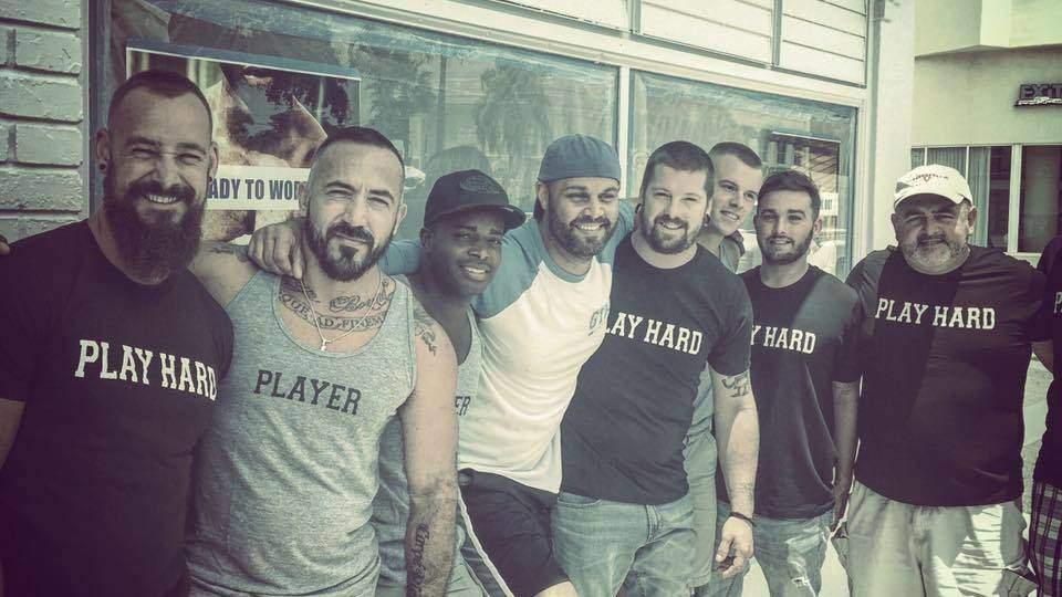 Gym Sportsbar é um ótimo bar gay em Fort Lauderdale, se você gosta de esporte, ou apenas para se divertir com gays gays!