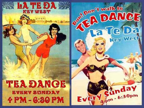 Lateda gay tea dance is the place to be on Sundays for gentlement