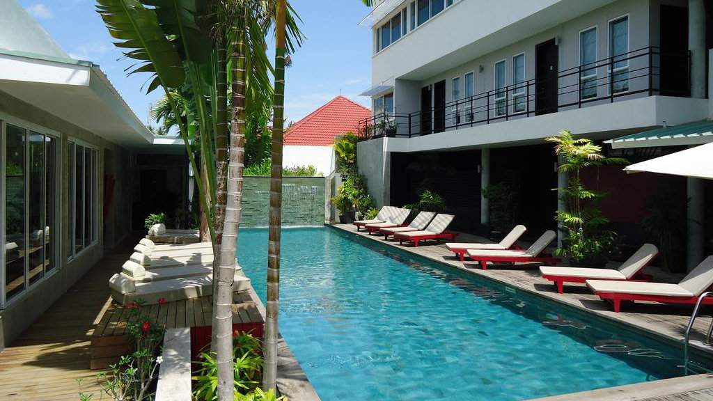 Gay travellers to Siem Reap will love the exclusively gay MEN's resort and spa