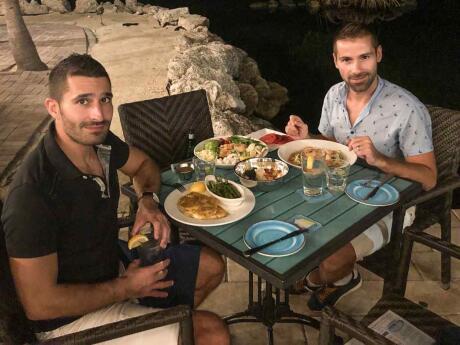 O Marker 88 é um restaurante em Florida Keys com pratos de frutos do mar incríveis e brunches de fim de semana incríveis também