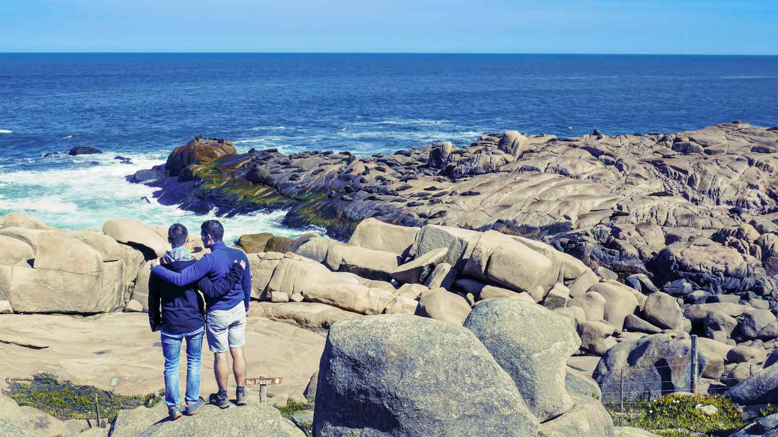 Nomadic Boys in Cabo Polonio National park in uruguay
