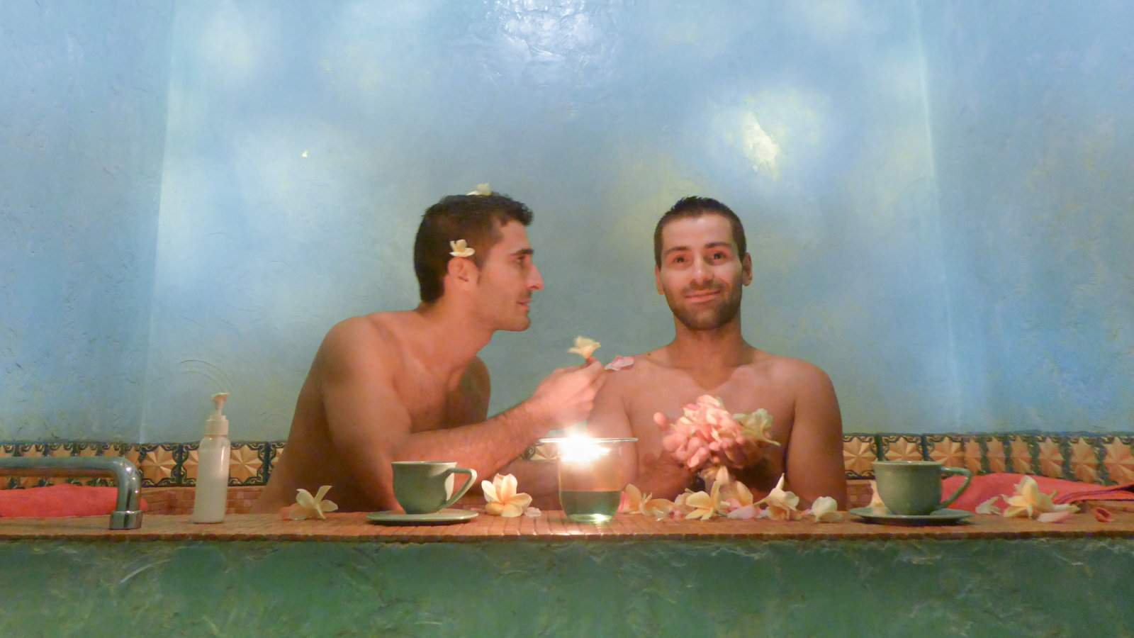 There's one main gay sauna in Siem Reap, as well as a queer friendly spa if you want some pampering