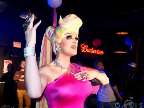 Oasis is one of the most popular gay venues in Sarasota