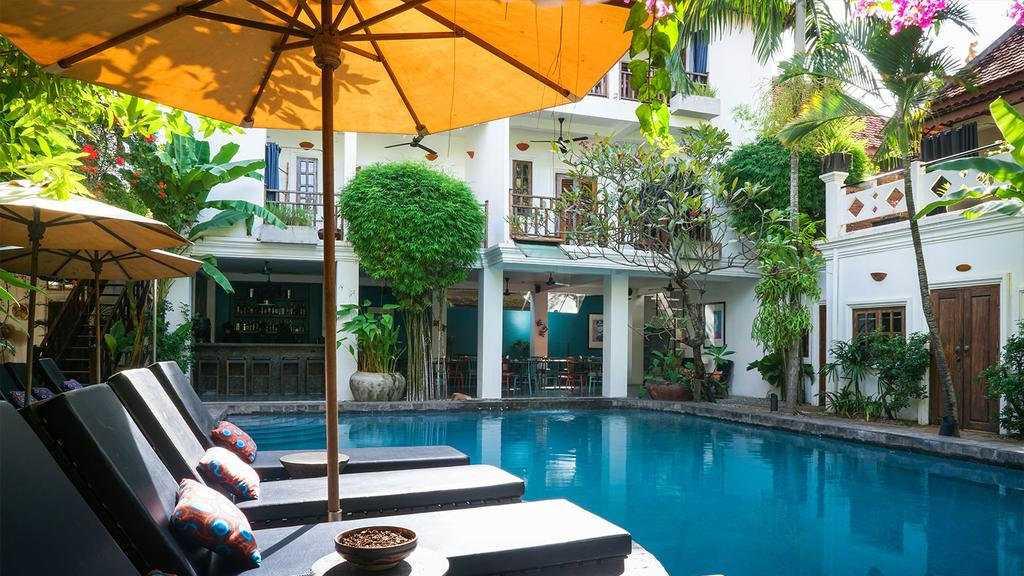 O Rambutan é um resort amigável, de gama média, mas ainda lindo, no coração de Siem Reap